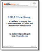 HOA Elections: A Guide to Managing the Election Process at Condo and Homeowner Associations