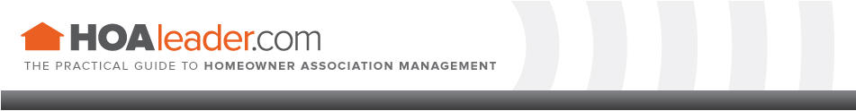 HOAleader.com Logo